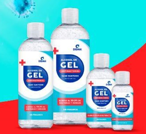 ALCOHOL GEL ANTIBACTERIAL